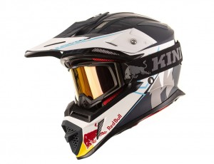 KINI Red Bull Division Helm Set Black