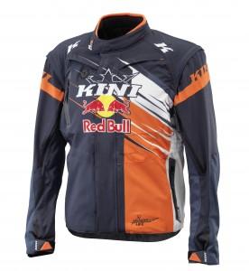 KINI Red Bull Competition Jacket V2.1 - Orange/White/Anthrazite