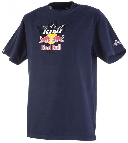 Kini Red Bull Corrugated Tee Night Sky