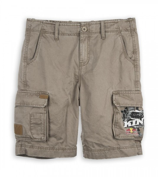 KINI Red Bull Cargo Shorts Sand