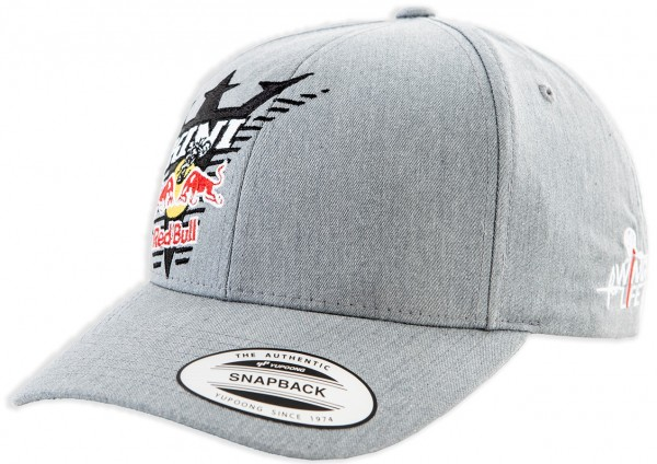 KINI Red Bull Glitch Cap