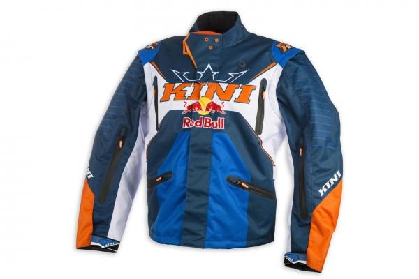 KINI Red Bull Competition Jacket Navy/Orange