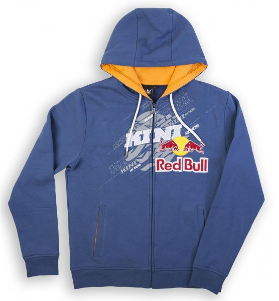 KINI-RB Dissected Hoodie Navy