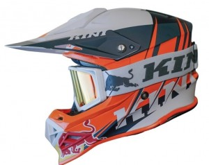 KINI Red Bull Competition Helmet Set V2.1