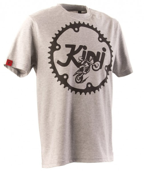 KINI Red Bull Ritzel Tee - Light Grey