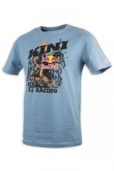 KINI Red Bull Underworld Tee Blue