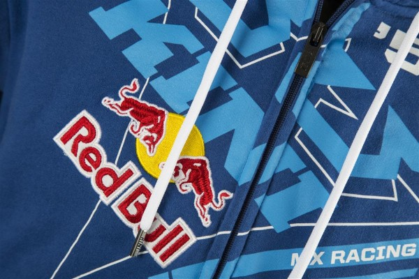 KINI Red Bull Ribbon Hoodie Navy/White