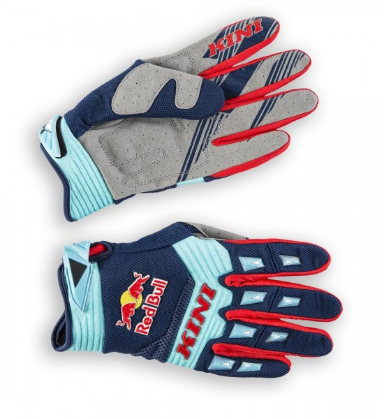 KINI-RB Kids Competition Gloves Navy White