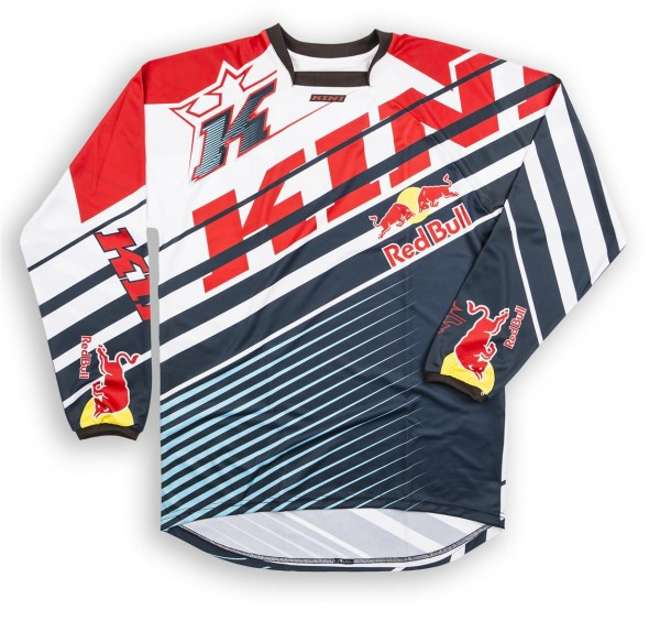 KINI Red Bull Vintage Shirt Red/Blue