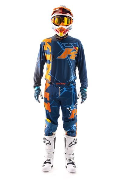Kini Red Bull Revolution Set Black Blue Orange