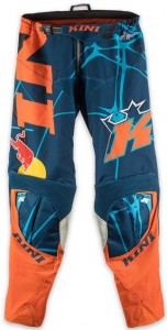 KINI Red Bull Revolution Pants Black/Blue/Orange