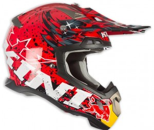KINI Red Bull Revolution Helm V1.7