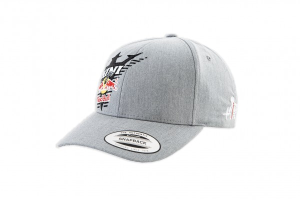 KINI Red Bull Kids Glitch Cap