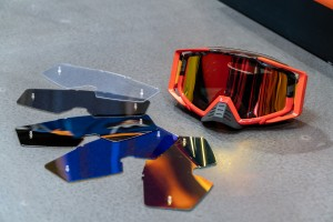 KINI Red Bull Competition Brillen Set Black/ Red