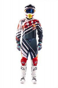Kini Red Bull Vintage Set Red Blue