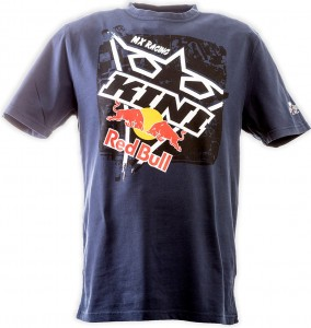 KINI Red Bull Square Tee Night Sky