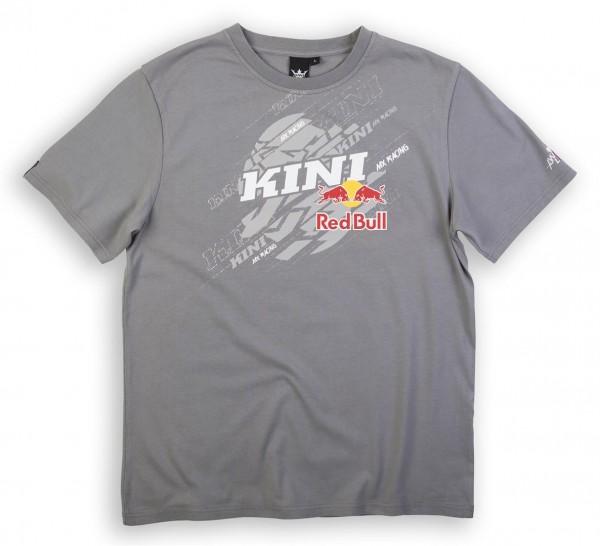 KINI-RB Dissected Tee Grey
