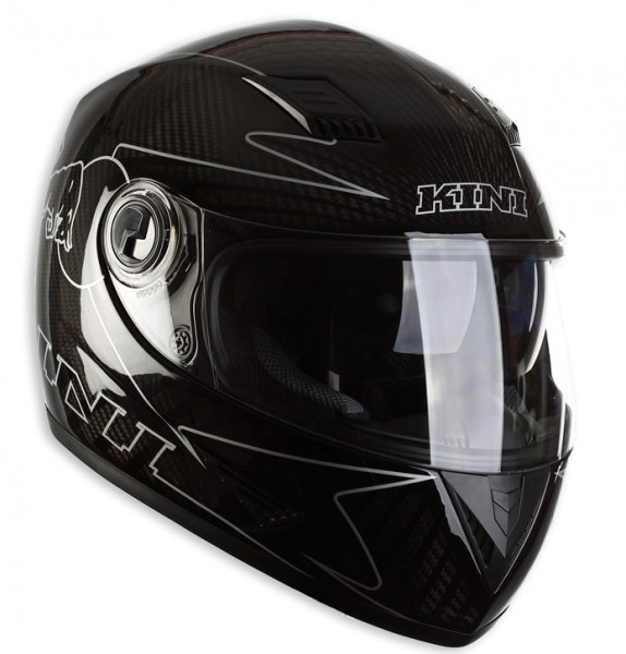 KINI Red Bull Strassen Helm Full Carbon