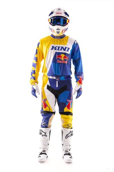 Kini Red Bull Vintage Set Navy Yellow