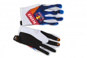 KINI Red Bull Vintage Gloves Orange/Blue